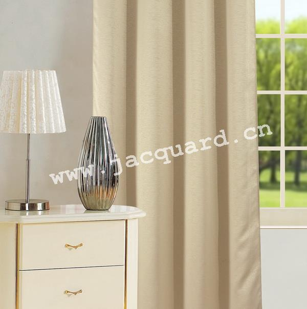 Plain Blackout  Curtain with Grommet/Eyelet Curtain (2 panels).Insulated Thermal Room Darkening Curtain for Living Room