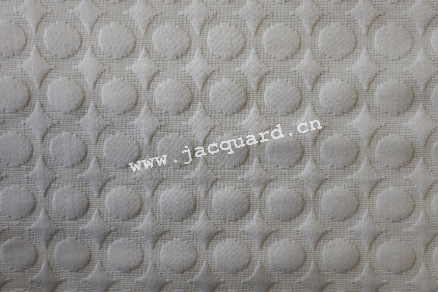 Jacquard Polyester Cotton Bed Cover Bed Spread Thickening Skidproof